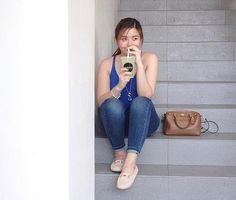 Cucumber Lemonade, Empire Fashion, Kathryn Bernardo, Ootds, Empire Style, Casual Outfits, Bags, Instagram, Handbags