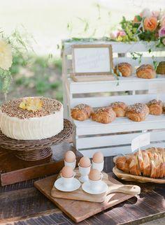 brunch wedding ideas | Justin DeMutiis