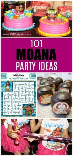 60 Ideas birthday party ideas for girls moana Moana Theme Birthday, Moana Themed Party, Moana Party, Luau Birthday, Moana Birthday Cakes, Cake Birthday, Princess Birthday, Princess Party, Girl Birthday
