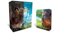 Brotherwise Games is raising funds for Call to Adventure featuring Name of the Wind on Kickstarter! Choose your path, cast the runes, and claim your destiny in this epic tabletop game of hero crafting.