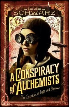 [A Conspiracy of Authors - Liesel Schwarz and E. J. Swift]