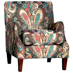 Mayo 9260F40 Chair - Flamboyant Fiesta