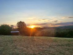 Slovakia - Katarínka - pokoj a dobro Peaceful Places, Most Beautiful, Country Roads, Celestial, Sunset, Outdoor, Outdoors, Sunsets, Outdoor Games