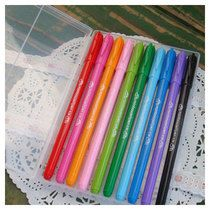 Rainbow gel pen set of 10