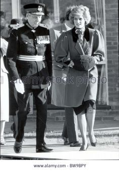 1986-01-23 Diana visits visits Luton Women's Aid in Bedfordshire and Newport Pagnell in Milton Keynes