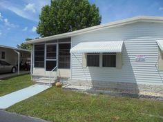 LEFT SIDE 1978 BRIG Mobile / Manufactured Home in New Port Richey, FL via MHVillage.com