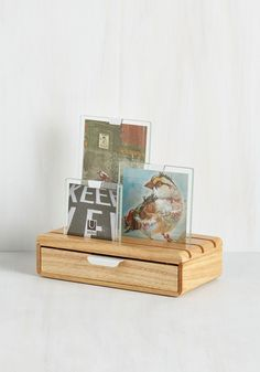 Display or Stash Away Keepsake Box