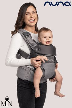 The CUDL 4-in-1 Baby Carrier by Nuna is comfortable and customizable with breathable mesh fabric, padded shoulder and waist straps. Every position in CUDL offers your growing child ergonomic positioning to keep spine and hip development healthy! You Ve Got This, And Just Like That, Hip Dysplasia, Small Baby, 4 In 1, Baby Warmer, Baby Grows, Mesh Fabric, Baby Gear