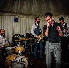 "turnerandcasablancas: "" Alex performing at a small wedding last Saturday "" Monkey Puppet, Monkey 3, Alex Turner, Arctic Monkeys, Beautiful Men, Beautiful People, Matt Helders, The Last Shadow Puppets, Indie Music"