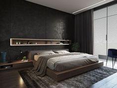 Interior Modern Bedroom | low budget interior design