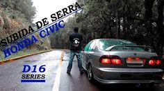 GRINGOS RACHADORES - SUBIDA DE SERRA - THE MIDNIGHT RUN - HONDA CIVIC