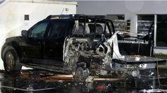 إنفجار سيارتين في مدينة مالمو