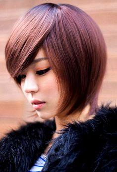 super-side-swept-bob-korean-hairstyles-for-ladies