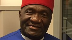 Igbo leader rejects possibility of the independence of Biafra from Nigeria.