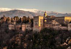 Alhambra & Sierra Nevada