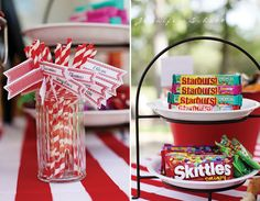 Night at the Movies Birthday Party - Kara's Party Ideas - The Place for All Things Party