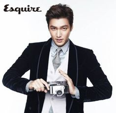 Lee Min Ho suits up for the cover of 'Esquire'   allkpop.com