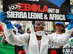 Report: Ebola Spreading In Sierra Leone 9X Faster than In September