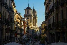 Calle Toledo e iglesia de San Isidro,  MADRID