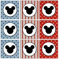 Inspirações Festa Mickey - Para imprimir♥ Mickey Mouse E Amigos, Mickey E Minnie Mouse, Fiesta Mickey Mouse, Mickey Mouse Clubhouse Birthday, Mickey Birthday, Mickey Party, Mickey Mouse And Friends, Scrapbook Da Disney, Mickey Mouse Party Decorations