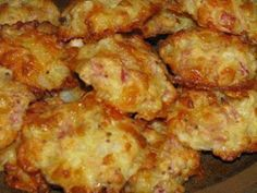 Best Recipes Cooking: Bacon Cheese Puffs