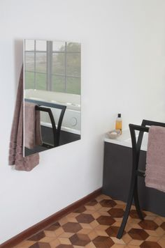 I Geometrici Towel Warmers by MG12 Photo #bathroom