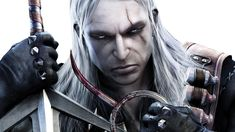 Geralt of Rivia - The Witcher Wallpaper Cartoon Video Games, Video Game Characters, Fictional Characters, The Witcher 3, The Witcher Enhanced Edition, A Saucerful Of Secrets, Witcher Wallpaper, Face In Hole, Video Game Reviews