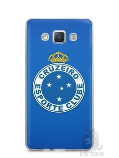 Capa Capinha Samsung A7 2015 Time Cruzeiro #1