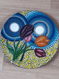 Discover thousands of images about Tulips Rock Painting Patterns, Dot Art Painting, Rock Painting Designs, Stone Painting, Art Patterns, Mandala Art Lesson, Mandala Drawing, Mandala Painting, Mandala Dots