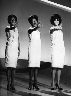 The Supremes - Diana, Mary, Florence