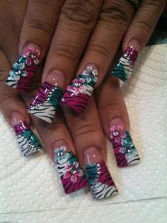 Mixerz - Nail Art Gallery nailartgallery.nailsmag.com by nailsmag.com