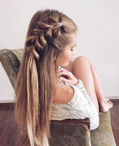 The best braids for long hair Boss Babes The best braids for long hair . - The best braids for long hair boss babes The best braids for long hair boss babes, - Cool Braid Hairstyles, Summer Hairstyles, Girl Hairstyles, Gorgeous Hairstyles, Hairstyle Ideas, Hair Updo, Wedding Hairstyles, Hairstyle Braid, Hairstyles Pictures