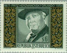 Fritz Herzmanovsky-Orlando (1877-1954) writer