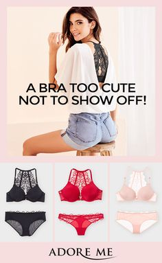 Bras designed by women, for women. Get started and sign up today!