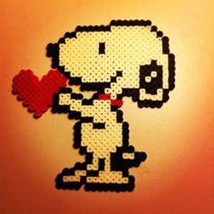 Pärlplattor i kärlekens tecken | www.alltforforaldrar.se