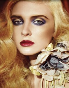Aveda has a great fall line called Jewels of the Earth...beautiful, rich fall colors!