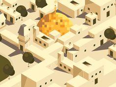 Jerusalem by David Falter