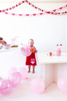 Avery's sweet 2nd birthday party | 100 Layer Cakelet