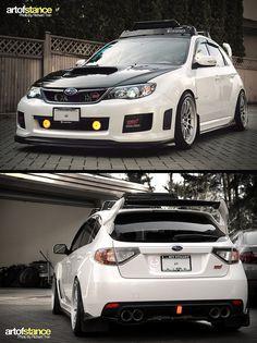 Beautiful Subaru WRX Sti! #Subaru
