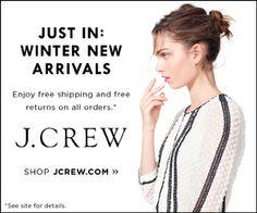 J.Crew / Adsバナー