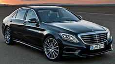The most luxurious sedan ever made: 2014 Mercedes-Benz S-Class #Mercedes #Cars