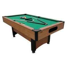 Space Saver Billiard Table   P1253W