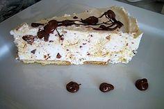 Stracciatella Eistorte, ein sehr leckeres Rezept aus der Kategorie Torten. Bewertungen: 1. Durchschnitt: Ø 3,3.