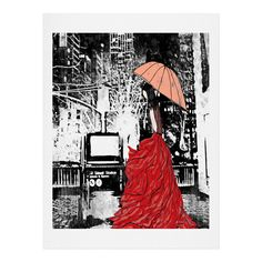 Amy Smith Going Home Art Print | DENY Designs Home Accessories