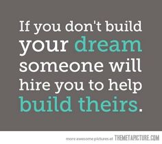 Work on your #Dreams #facts