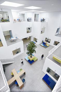 Gallery of University College North / ADEPT - 15
