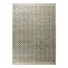 Teppich Ethno - Grün - 60  x 110 cm