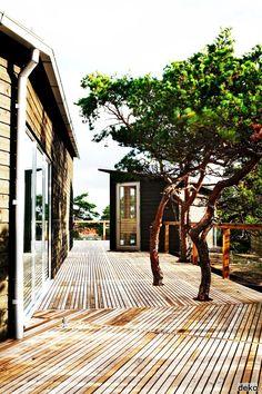 Pergola Kits Home Depot Outdoor Rooms, Outdoor Gardens, Outdoor Living, Wooden Terrace, Wooden Decks, Interior Exterior, Exterior Design, Diy Pergola, Pergola Kits