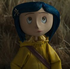 Coraline - The Most Goth Movie Characters Ever - Photos