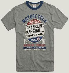 "SHOP COLLECTION SHOP OUTLET LOOKBOOK F SPORT TEAM STORES  HOME > COLLECTION > MAN > TSHIRT > Jersey men's t-shirt with ""F & M Motor Oil"".BACK TO TSHIRT >"